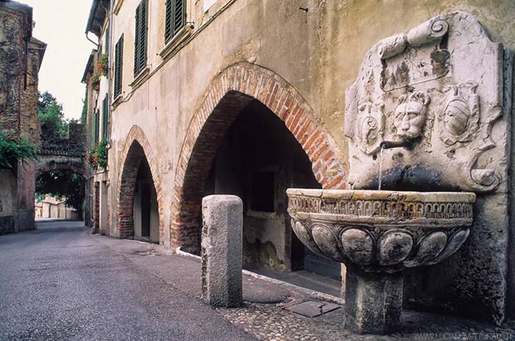 Fontana ad Asolo