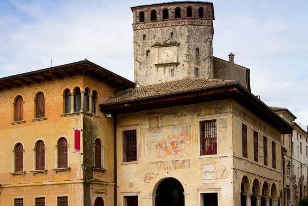 Museo Civico Di asolo SALA DELLA RAGIONE-2