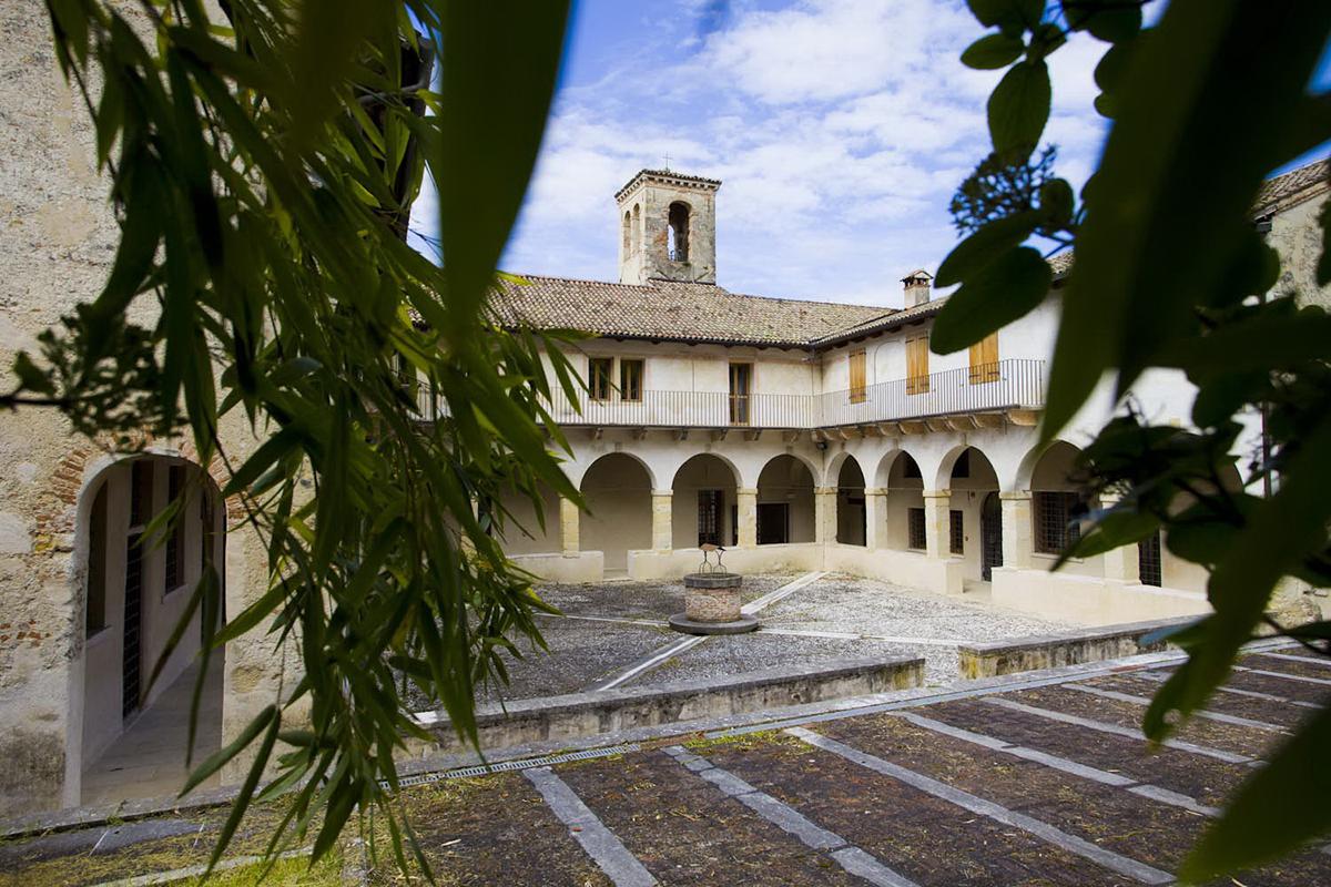 Italy, Asolo, Convento SS. Pietro e Paolo