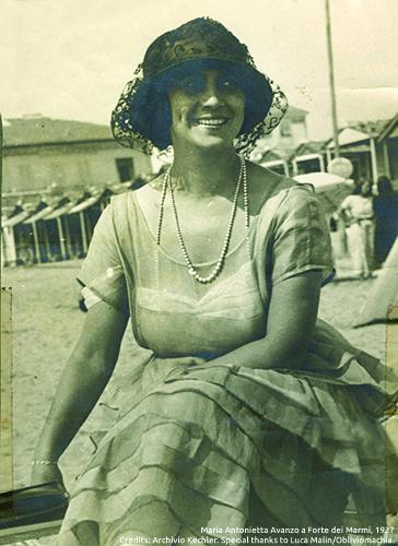 Maria Antonietta Avanzo